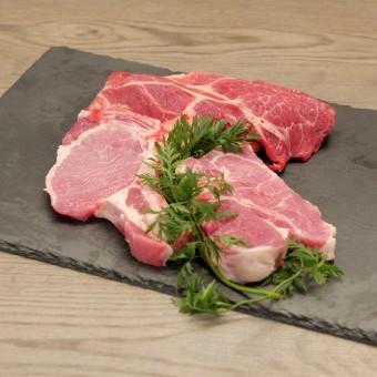 Costata di maiale BIO