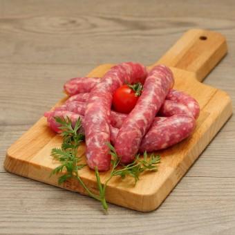 Salsiccia a punta di coltello