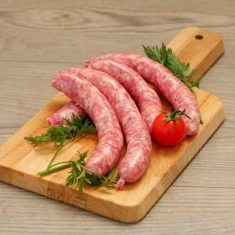 Salsiccia maiale e vitello BIO