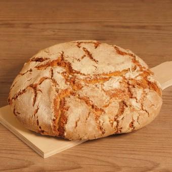 Pane di grano duro con madre acida