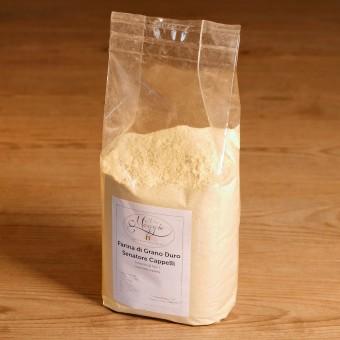 Farina di grano duro Senatore Cappelli (tipo 1)
