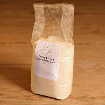 Farina di grano duro (tipo 0)