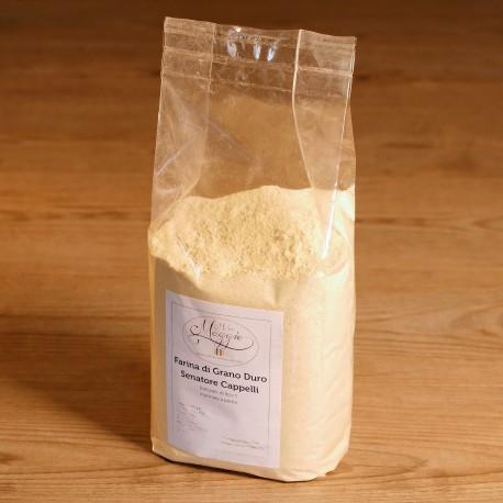 Farina di grano duro Senatore Cappelli (tipo 0) - Passalorto fae786dbf19c