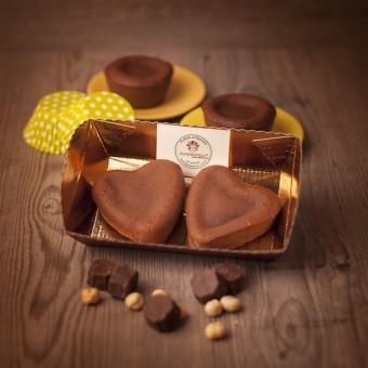 """Cuori di """"Delirio al Cioccolato"""""""