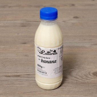 Yogurt agli Agrumi da bere