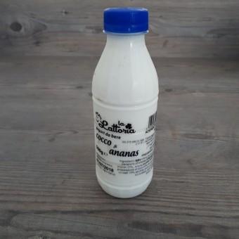 Yogurt Cocco & Ananas (da bere)