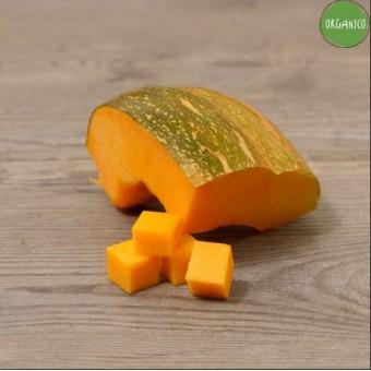 Zucca a polpa rossa (o Moscata di Provenza) Organic
