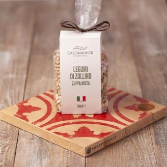 Zuppa Mista di Legumi di Zollino
