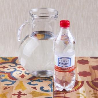 Acqua Minerale Naturale Orsini - Frizzante (500 ml)