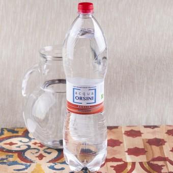 Acqua Minerale Naturale Orsini - Frizzante (1.5 L)