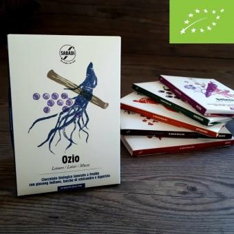 Cioccolato di Modica BIO - La Qualità della Vita - Ozio