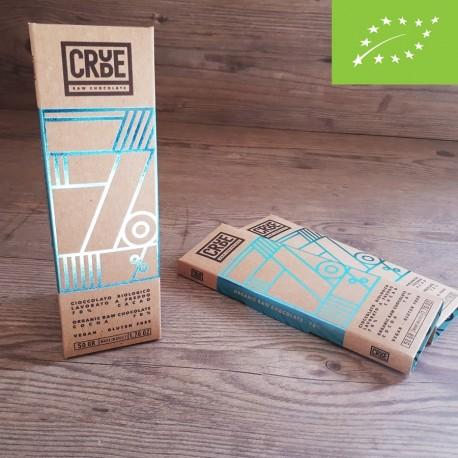 Cioccolato di Modica BIO - Crude RAW - Cioccolato Crudo