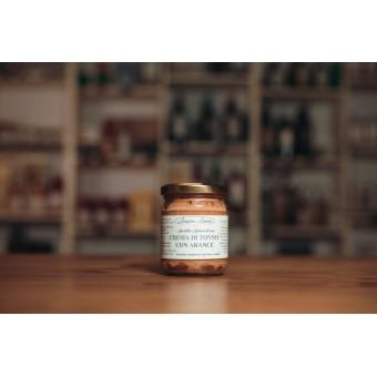 Crema di Tonno con arance - Scapece Manno