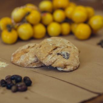 Pizzi di farina di Grano Duro del Salento (senza cipolla)
