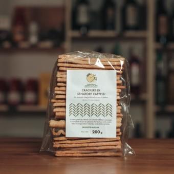 Crackers di Senatore Cappelli - Casa delle Agriculture