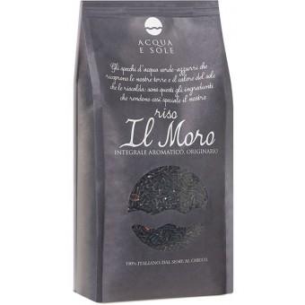 """Riso """"Il Moro"""" Integrale Aromatico, Originario  ACQUA E SOLE"""