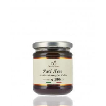 Pate' nero di olive Celline