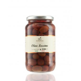 Olive Leccine al mirto in vaso