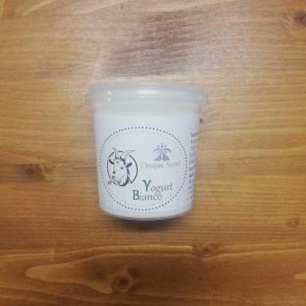 Yogurt bianco di capra - Masseria Cinque Santi
