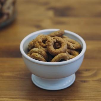 Taralli artigianali ai cereali Sfusi