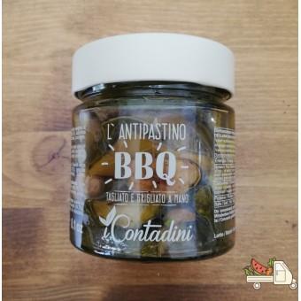 Antipastino BBQ  230 g - I Contadini