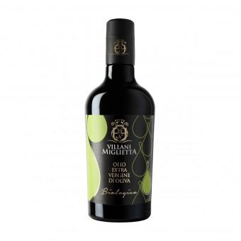 Olio Extra Vergine di Oliva BIO - Villani Miglietta - 500 ml