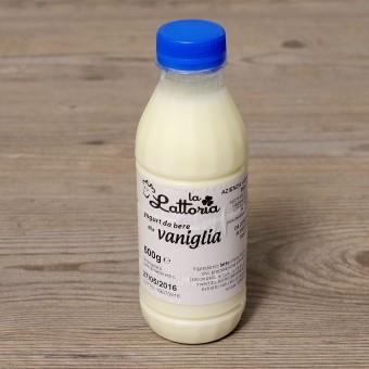 Yogurt alla vaniglia (da bere)