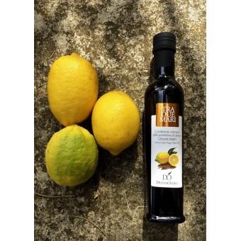 Olio extravergine di oliva aromatizzato al Limone