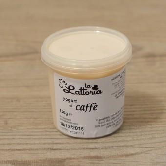 Yogurt al caffe